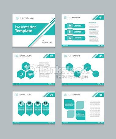 Affari vettoriale sfondo modello di presentazione di for Table design presentation