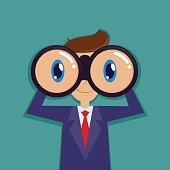 businessman-looking-through-binocular-ve