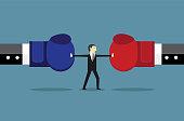 Problem, Fighting, Men, People, Business