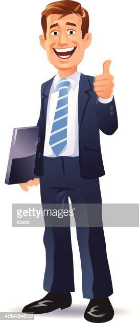businessman clipart vector - photo #26
