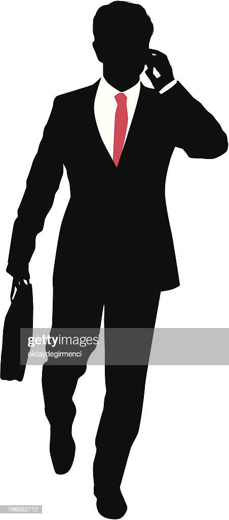 businessman : Vector Art
