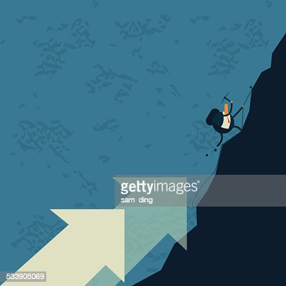 Business,Mountain climbing, climbing, rose