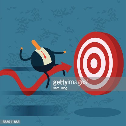 Business,Objective, accurate, arrows,target