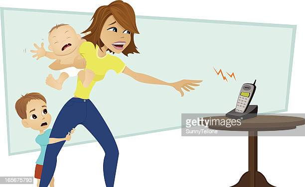 Tantrum Stock Illustrations And Cartoons Getty Images