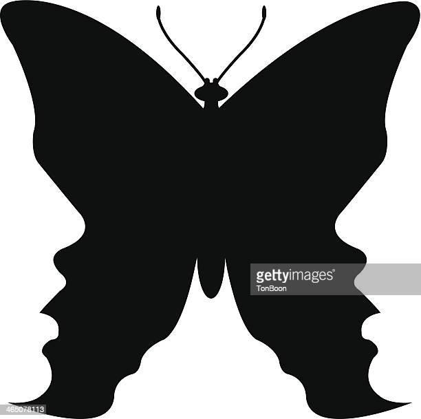 butterfly talking heads