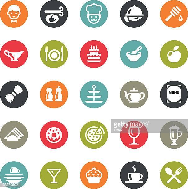 Café icons/Ringico series
