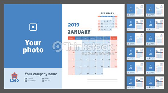 olor vector template week starts on sunday business planning new year planner clean minimal table