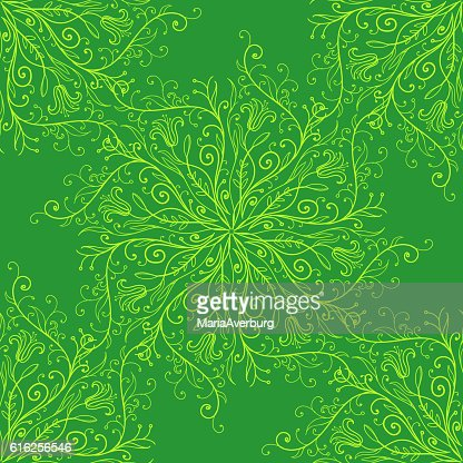 Calligraphy penmanship decorative seamless background. Vector illustration : Arte vetorial