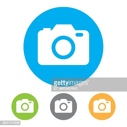 Camera Icons. Vector