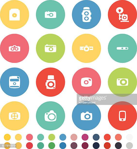 Camera Model Icon