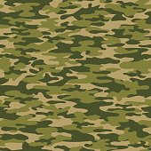 I designed a camouflage pattern