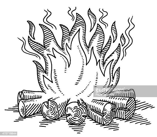 illustrations et dessins anim s de bois de chauffage getty images. Black Bedroom Furniture Sets. Home Design Ideas