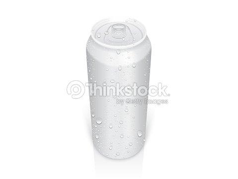 can beer mock up vector template vector art thinkstock