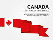 Canada, country, flag, vector, icon