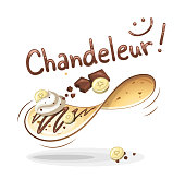 Candlemas in French : Chandeleur