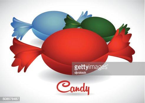 Candy design : Vector Art