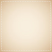 beige canvas texture with white tread, vector eps 10