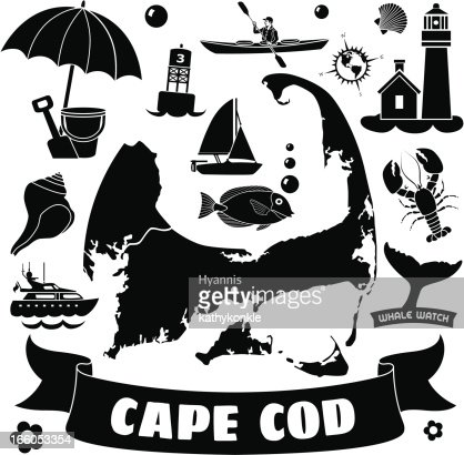 Cape Cod Vector Art   Getty Images