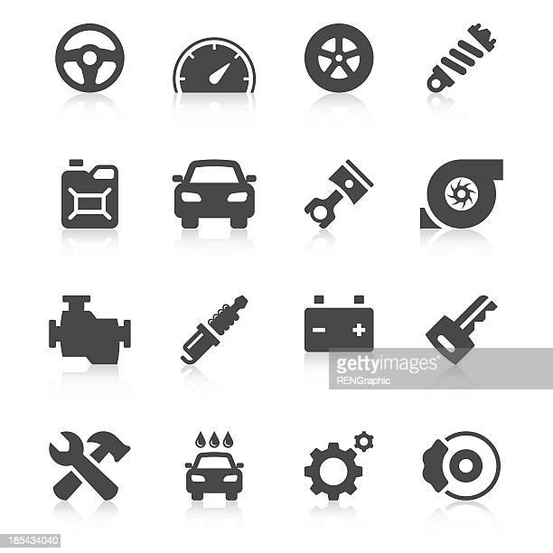 Car Icon Set | Unique Series