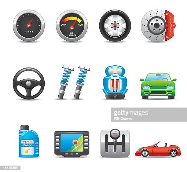 Tractor Parts Icon : Steering wheel stock illustrations and cartoons getty images