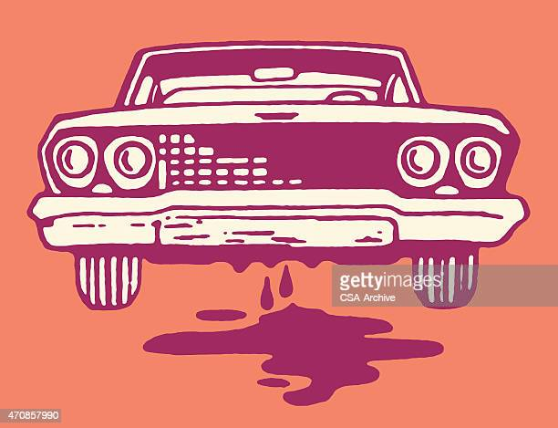 Car with Drip