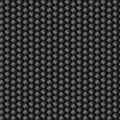 Carbon fiber texture seamless pattern, vector background