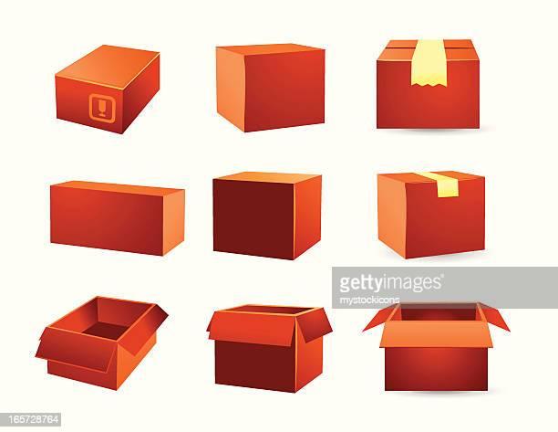 illustrations et dessins anim s de bo te chaussures. Black Bedroom Furniture Sets. Home Design Ideas
