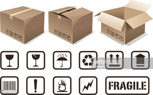 cardboard set