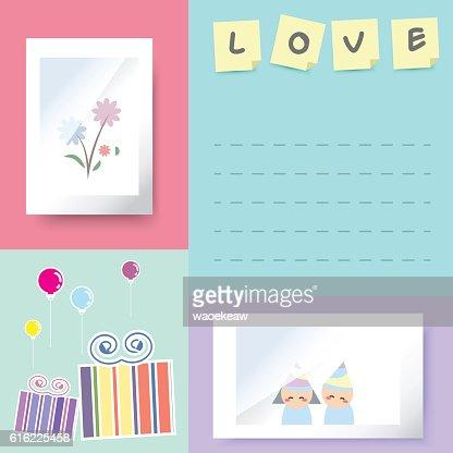CardParty : Clipart vectoriel