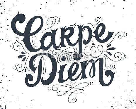 carpe diem angebot hand drawn vintagemuster mit hand schriftzug vektorgrafik thinkstock. Black Bedroom Furniture Sets. Home Design Ideas