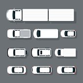 in White, Automobile and Transportation