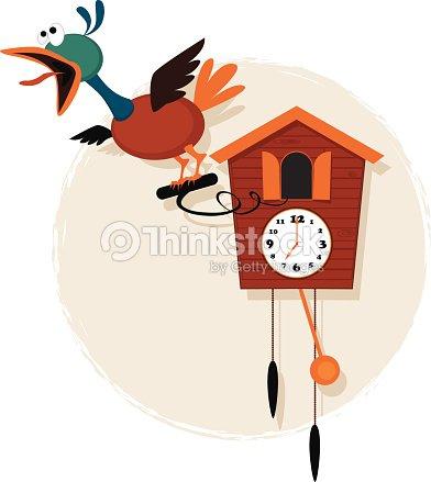 cc677275b4a Mulher Relógio de Cuco   Arte vetorial