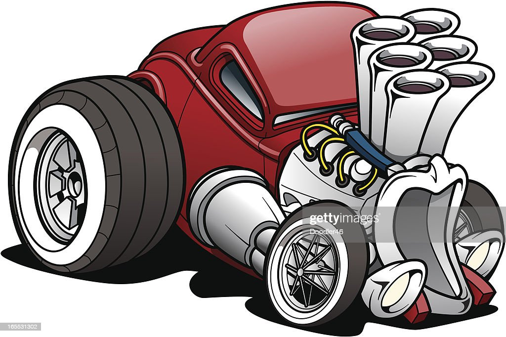 Painting Car Vector