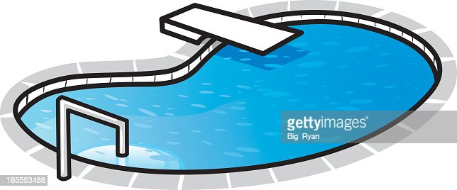 Swimming Pool Party Cartoon Stock Illustrations And Cartoons Getty Images