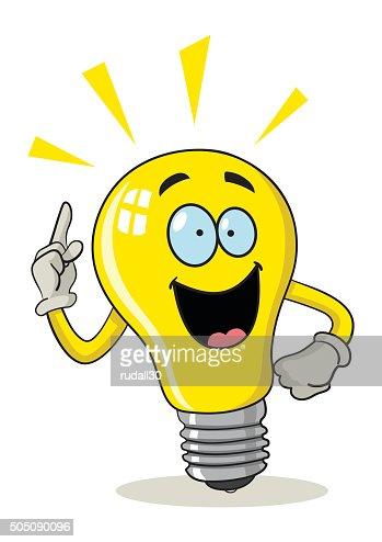 Ampoule Dessin dessin ampoule électrique clipart vectoriel | thinkstock