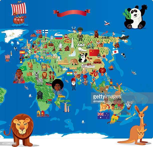Map Of Japan Cartoon Stock Illustrations And Cartoons Getty Images - Japan map cartoon