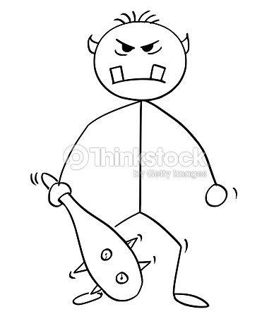 Resultado de imagen para dibujos animados de el monstruo come
