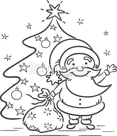 how to draw christmas festival
