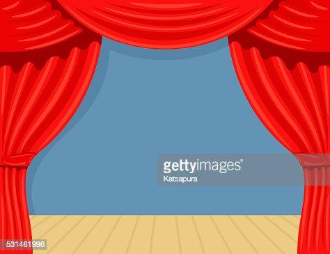 dessin theater et th 233 226 tre rideau de sc 232 ne spectacle stock vecteur clipart vectoriel thinkstock
