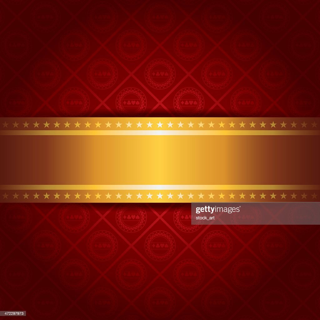 casino background with golden stripe vector art getty images
