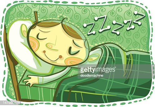 Catching Some Zs Vector Art | Getty Images