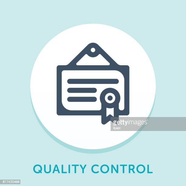 Certificate Curve Icon