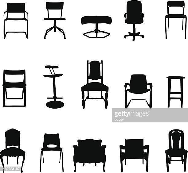 Chair Silhouettes