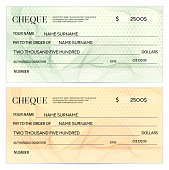 Background for banknote, money design, currency, bank note, Voucher, Gift certificate, Coupon, ticket