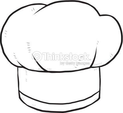 Cappello Chef Arte vettoriale  4db311ef2c92