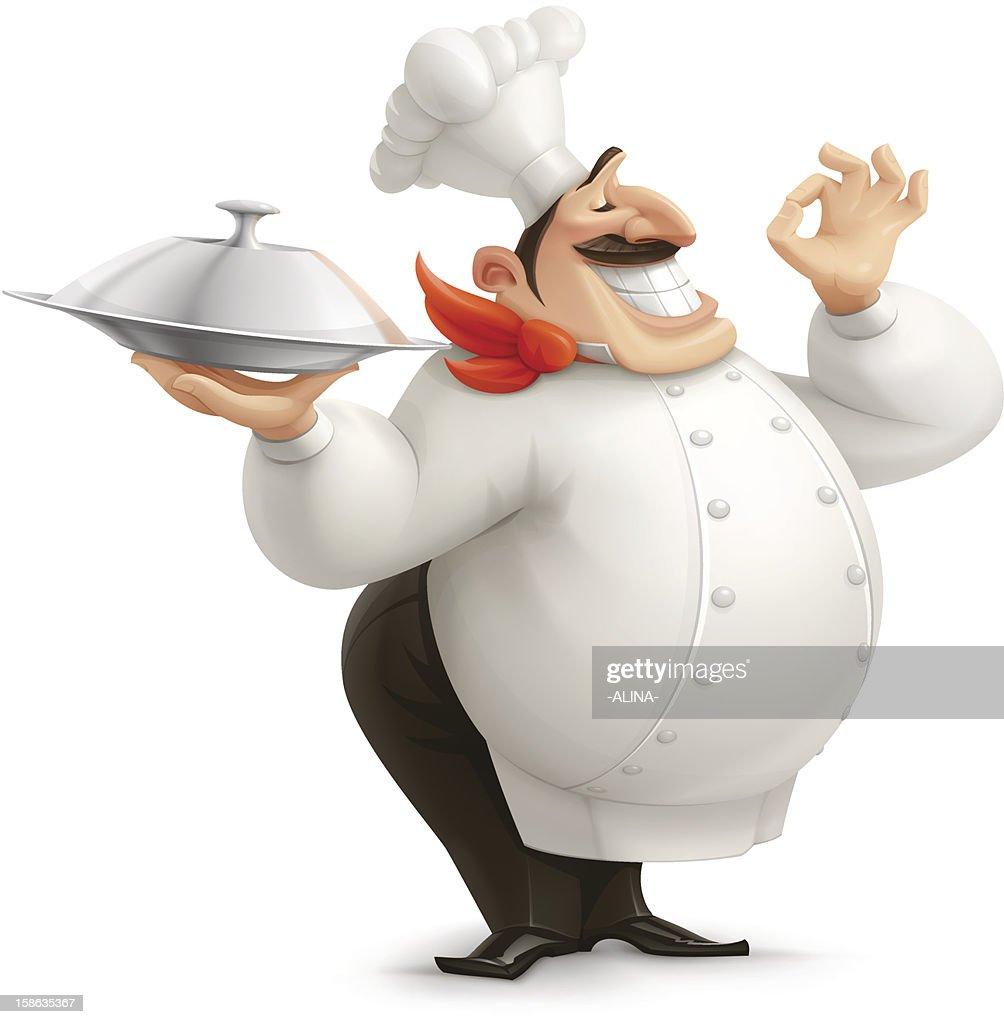 Chef : Vector Art