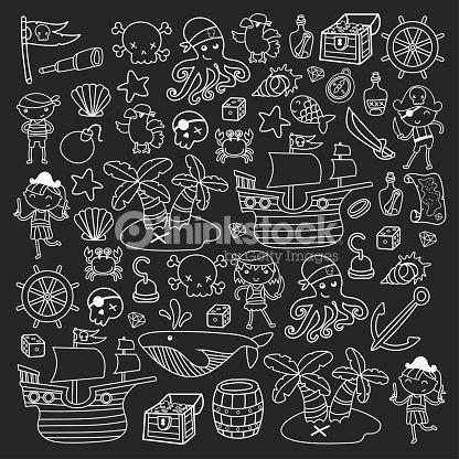 Children playing pirates boys and girls kindergarten school children playing pirates boys and girls kindergarten school preschool halloween party treasure island stopboris Image collections