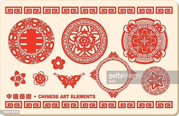 Chinese Art Elements