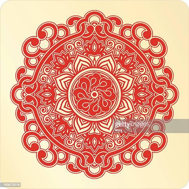 Chinese Decorative Pattern