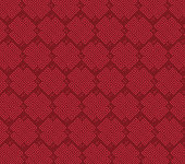 Chinese traditional oriental ornament background, red golden clouds pattern